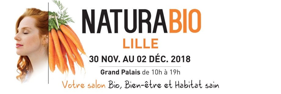 Bandeau Salon Naturabio 2018
