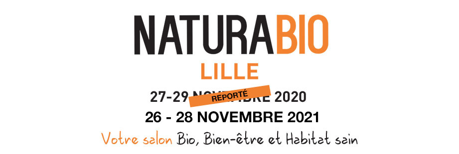 salon NATURABIO – Lille